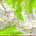 Tracciato GPS Cima di Cugn e Marmontana.