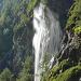 Wasserfall vom Winde verweht