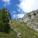 Blick zurück zum Passo di Redòrta