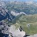 Während dem gesamten Abstieg hat man immer das Ziel 'Stn. Eigergletscher' vor Augen, welches einfach nicht näher kommen will!