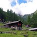Die Alp Unners Nesseltal mit den gut unterhaltenen Hütten