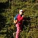Myrtilles dans la montée à la Bortelhütte