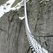 Die Salbitbrücke, hing früher über dem Triftgletschersee