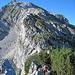 Der Gipfel vom Seehore bereits im Blickfeld.