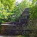 Was von der Burg Geristein übrig geblieben ist