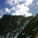 .....und dann noch der restliche Grat zum Gipfel (vom Schluchtensattel aus)