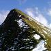 Gipfelkreuz in Sichtweite
