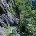 Querung unterhalb Tecc (1176m)