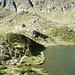 Rifugio Alpe di Lago: Wunderbare Lage über dem See