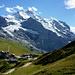 Die gewaltige Jungfrau über der kleinen Scheidegg. Sie gibt der Region den Namen.