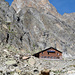 Die Schreckhornhütte