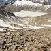 runter zum Rhonegletscher