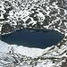 Das dunkelblaue Auge des Butzensees (2124m)