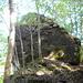 Felskopf an der Barenburg