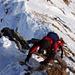 Auf dem kurzen Kletterstück zum Bodezehore 2354m