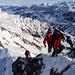 Auf dem Weg zum höchsten Punkt des Bodezehore 2354m