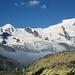 Allalinhorn und Alphubel