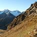 Muttengletscher, Gross Läckistock und Wittenwasserenstock