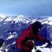 Gemse am Gipfel des Allalinhorn c Rolf