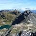 Sichler und Schwarze Hörner - erstaunlich, dass die Traverse dieser Gipfel auf Hikr bis jetzt noch keinen Eintrag hatte