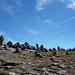 Monumente und 5-Seen-Wanderer am Rossstall