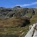 Blick zurück zum Sidelhorn vom Grimselpass aus
