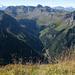 Herrlicher Blick in das Rund der  Sihltalberge