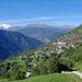 Aufstieg von Oberbirgisch zur Oberschta