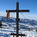 Gipfelkreuz Schnippenkopf 1833m