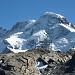 Breithorn von der Gandegg Hütte gesehen