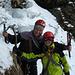 ... und oben: Herbert ([u Climby]) und ich ([u mali])