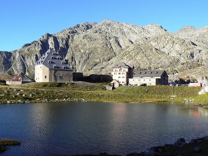 St Gotthard Hospiz gotthard hospiz fotos hikr org