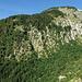 wenn man es nicht weiss, glaubt man es fast nicht: Durch oder entlang dieser Felswand läuft die Wyssa