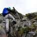 Auf dem Weg zum Kellerjoch Gipfel