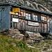 Die Schutzhütte zwischen Wasserngrat und Brüeschegrat