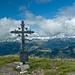 Das Gipfelkreuz des Giferspitzes
