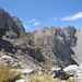 Il sentiero verso Cacanan Punta 4690m
