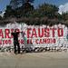 Fausto si presenta per le elezioni presidenziali: il suo programma ha come base eliminare tutte le buche sulle strade!!