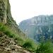 Aufstiegsweg zum Pößnecker mit Pordoispitze