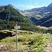Alpe di Sceng vor Torrone Alto