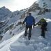 Hangneigungsmessung - mit Skistock und Snowcard