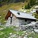 Alpe Negheisc - neue Selbstversogerhütte des Patriziato di Lodrino