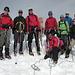 Gipfel des Alphubels 4206m
