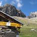 La Bunderchrinde depuis Alpschele