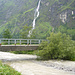 Wasserfall bei den Seewänden