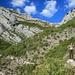 Abstieg durch ein wunderschönes Tal
