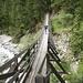 Über diese Brücke sollst Du gehen.....