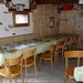 Capanna Alpe Spluga, stabile cucina/refettorio