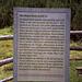 Tafel am Hohlen Stein