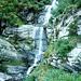 Val Rierna - Wasserfall auf etwa 1600m.